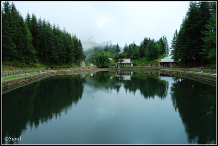 Tanni Jubbar Lake
