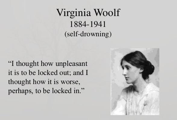 Virginia Wolf Quote